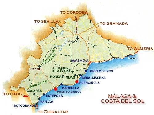 Casa De La CuevaMijas Andaluca Spain About Mijas